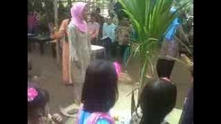 Tarian Adat Bengkulu Selatan ( Tari Andun )