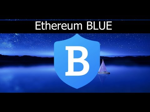 Ethereum Blue - Blockchain Security For Cryptocurrency