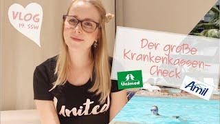 Vlog: der große Krankenkassen-Check | SSW 19