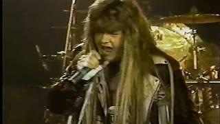 Grim Reaper - Hell On Wheels, Minneapolis 1987 (Full Concert) PRO-SHOT