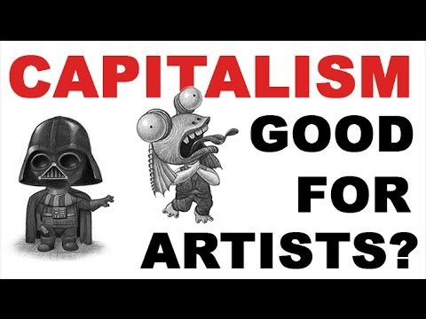 Is Capitalism Good For Artists? - Comic Con Video - Video #3