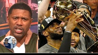 LeBron's single greatest achievement doesn't make him the G.O.A.T - Jalen Rose | Jalen & Jacoby