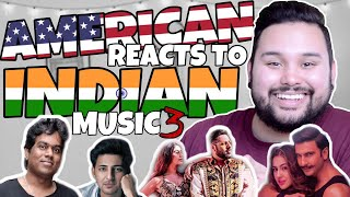 American REACTS // Indian Music 3
