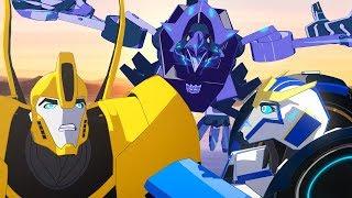 Мультик Трансформеры: роботы под прикрытием 1/7. Коллекционеры