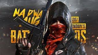 NA DWA AUG - Playerunknown's Battlegrounds (PL) #207 (PUBG Gameplay PL)