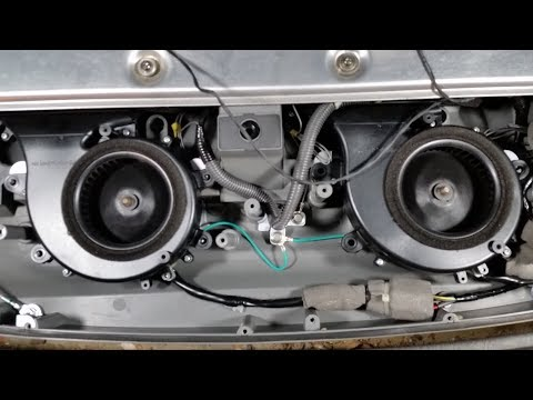 '06 Ford Escape Hybrid battery cooling fans replaced