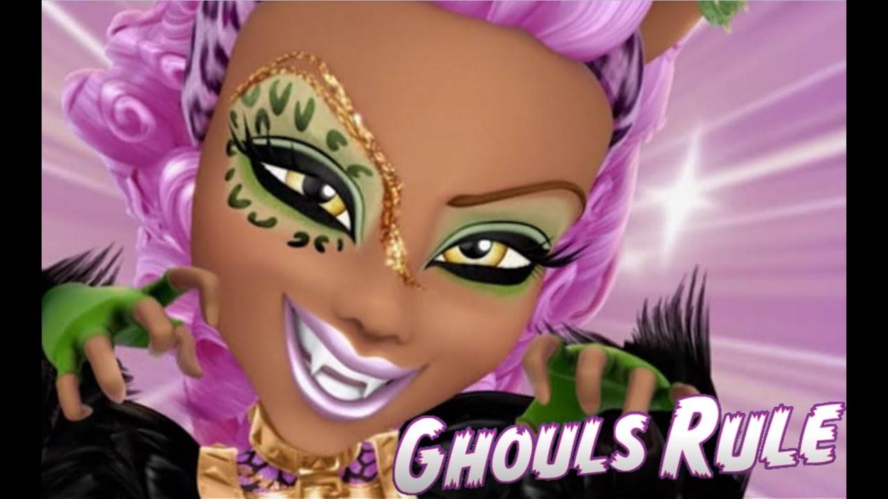monster high: ghouls rule 2012