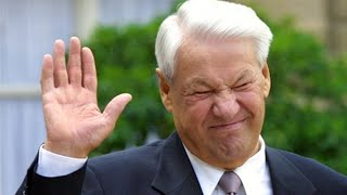 Ляпы и приколы Ельцина