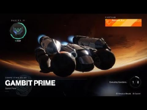 The Challenges of Gambit Prime
