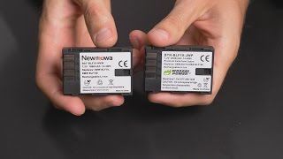 Third Party GH5 Batteries Tested And Compared DMW-BLF19