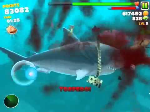 Акула убийца игра скачать