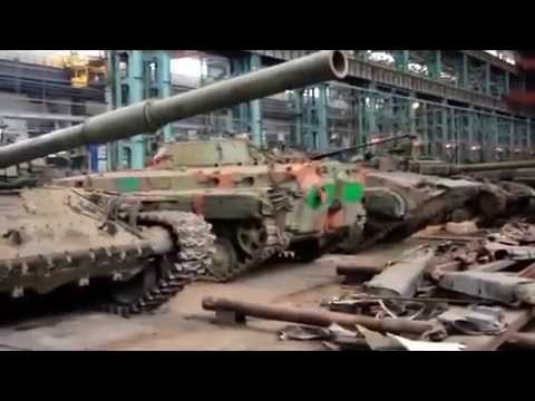 Tank factory is working at full in DPR! War in Ukraine