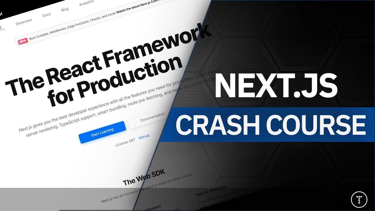 Next.js Crash Course 2021