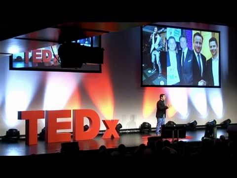 """TEDxBerlin - Laurence Kemball-Cook - """"Turning Our Cities Into Human Power Plants"""""""