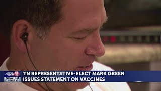 Tennessee Republican sparks pushback after vaccine comment