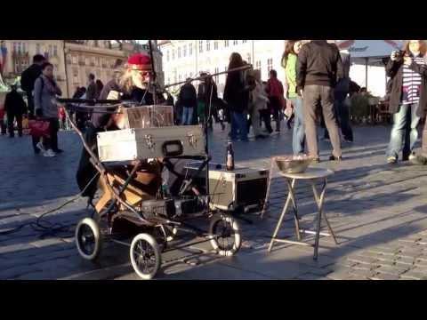 Jirí Wehle (teaser) - Hello Europe, Prague.