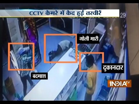 Watch CCTV: How Businessman Killed by Miscreants Inside Wine Shop in Ranchi