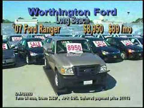 worthington ford long beach open till midnight youtube. Black Bedroom Furniture Sets. Home Design Ideas