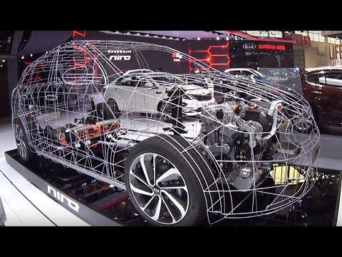 Гибридный автомобиль. Выравнивание батарей на Lexus RX400h. - YouTube