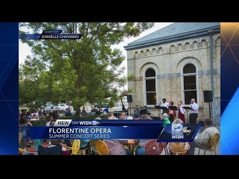 Arts Avenue: Florentine Opera's summer concert series