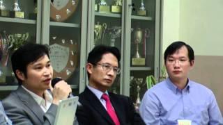 HKCWCC 第二屆校友校董選舉論壇 (4 of 5) 2n