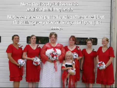 redneck wedding of the year
