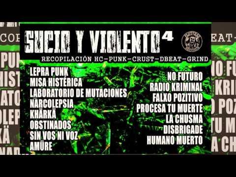 SUCIO Y VIOLENTO IV  (RECOPILACIÓN)