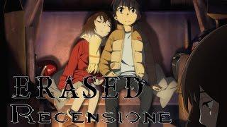 Recensione Anime - Erased [NO SPOILER]
