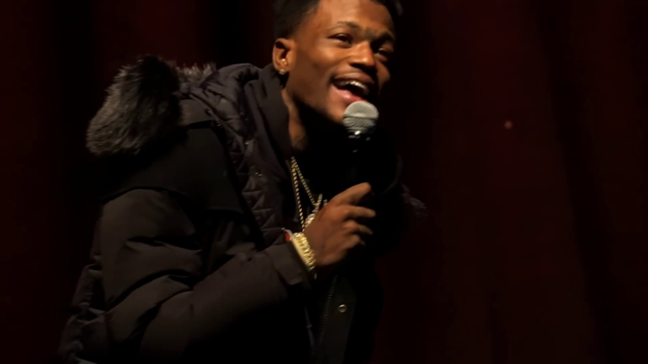 The Chicago Stand-Up Comedy Special w Karlous Miller, DC ...