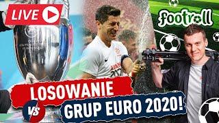 Losowanie grup EURO2020! Z kim zagra Polska Reprezentacja?