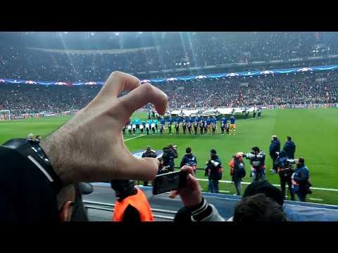 BEŞİKTAŞ - PORTO / UCL Opening Ceremony - Şampiyonlar Ligi Açılış Seremonisi
