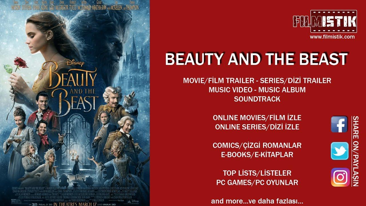 Beauty And The Beast / Güzel Ve Çirkin (türkçe dublaj fragman  1)