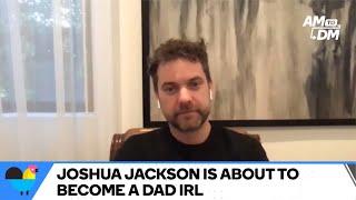 Gambar cover Joshua Jackson Reveals Anxiety About Becoming A Dad Amid Coronavirus Pandemic
