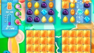 Candy Crush Soda Saga Level 1343 - NO BOOSTERS