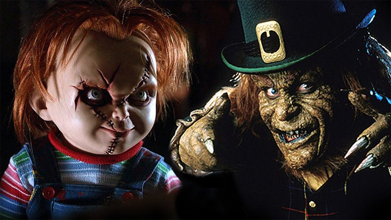 Chucky VS Leprechaun? - Trilbee\'s Horror Movie Pitch - YouTube
