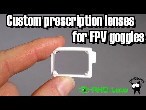 16c8cb96d9d RCGroups. RHO-Lens custom prescription lenses for your FPV goggles