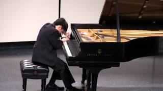 Chopin Ballade No. 1, Op. 23. GEORGE LI