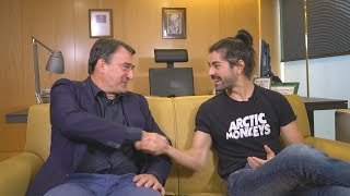 Entrevista a Aitor Esteban (PNV)