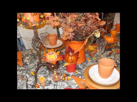 Stunning Fall party decorating ideas