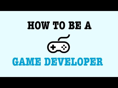 How to become a video game developer