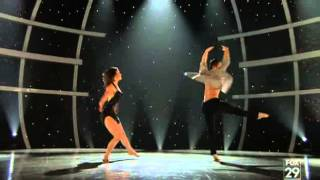 SYTYCD Kathryn & Jakob - At This Moment