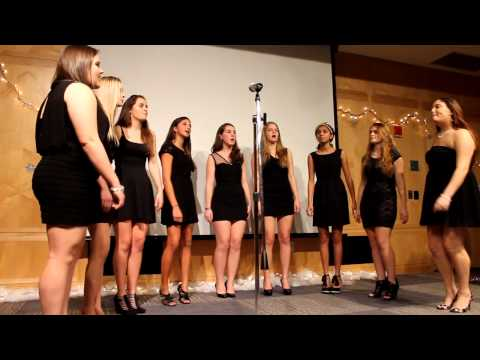 Die Alone (Ingrid Michaelson Cover) Princeton High School Cat's Meow