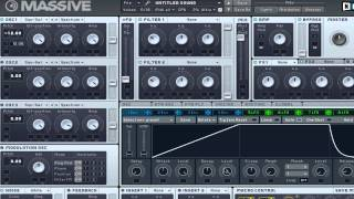 How To Bend The Pitch Using Massive (or any Synth)