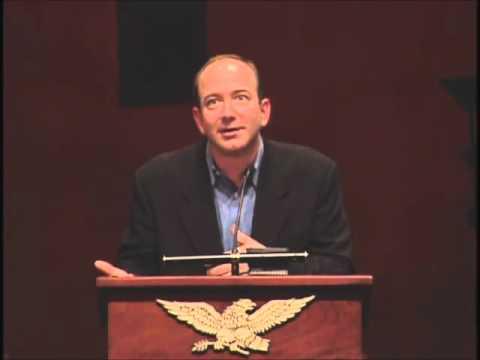 Amazing Amazon Story   Jeff Bezos Full Speech
