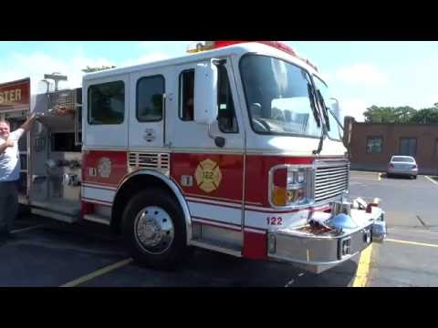 2000 American la France- Rescue Pumper  1250/750