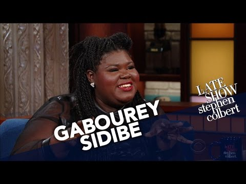 Gabourey Sidibe Told Herself She Wasn't Going To Snort
