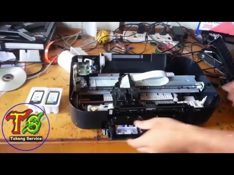 How To Modify Ink Canon Pixma ip2870s or ip2870