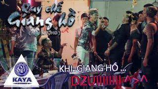 Quy Chế Giang Hồ | Hậu trường vất vả nhưng hài hước của KAYA và ekip sản xuất Ti Gôn Studios