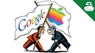 Google vs Apple - The Privacy Battle
