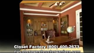 Closet Factory - Nyc - Long Island - Storage - Shoe Organizers - (800) 400-2673